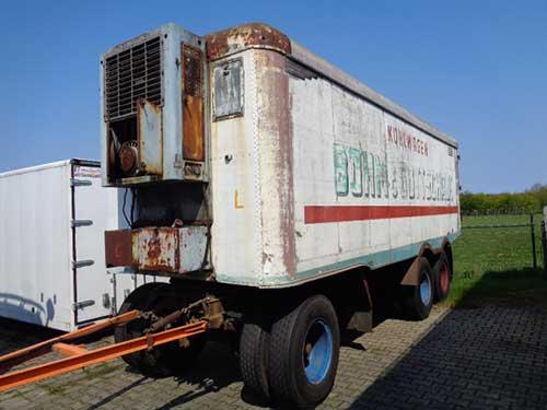 Ackermann trailer original state